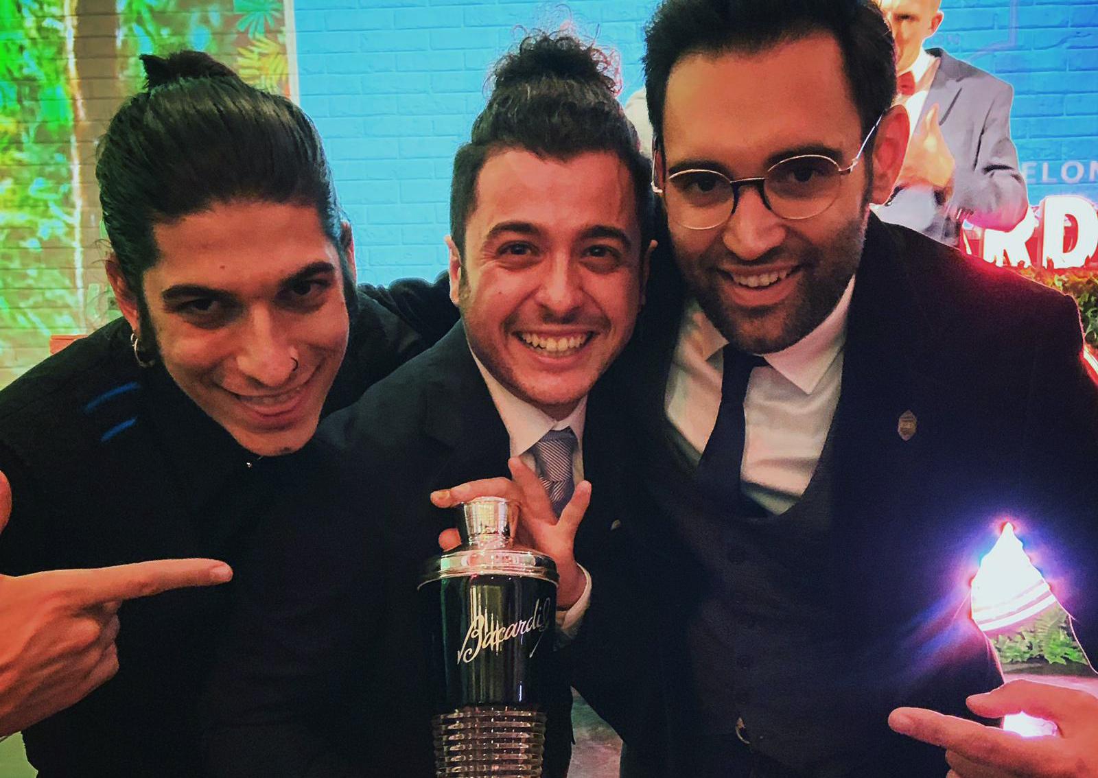 bacardi legacy españa
