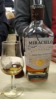 paris rhum fest botella 12