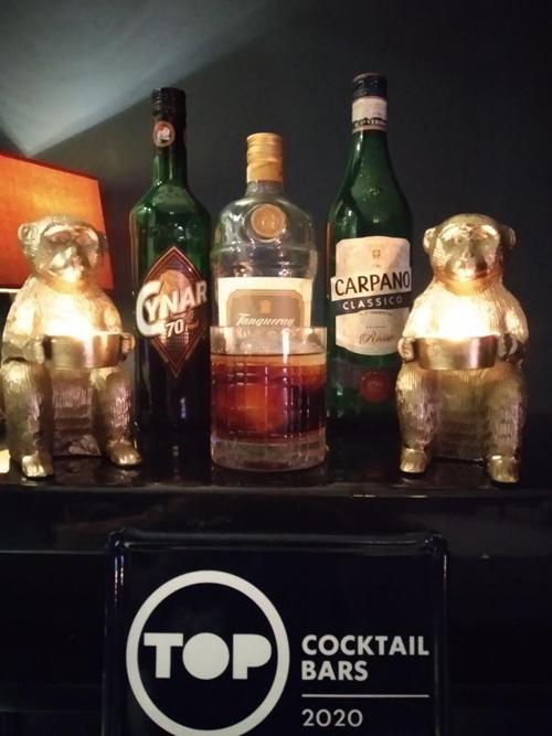 cocktail santos y desamparados