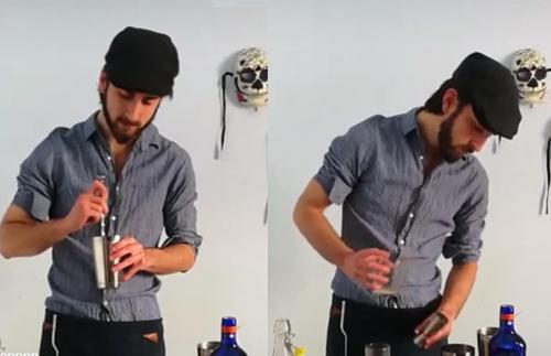 gin fizz catarsis cocktail