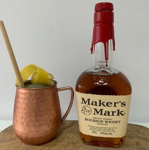mr kentucky el portal cocktail