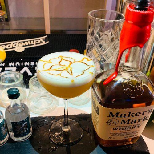 whisky sour viva madrid