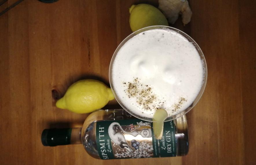 ginger santamaría cafe madrid