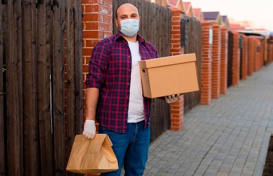 productos delivery coronavirus